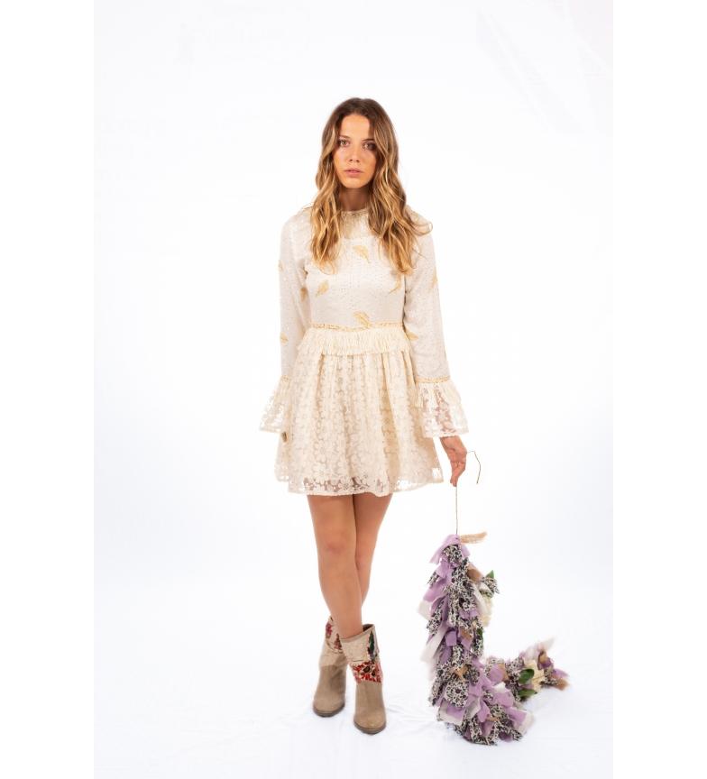 Comprar Savage Culture Williams vestido branco