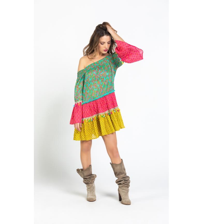 Comprar Savage Culture Vestido Yapen II multicolor