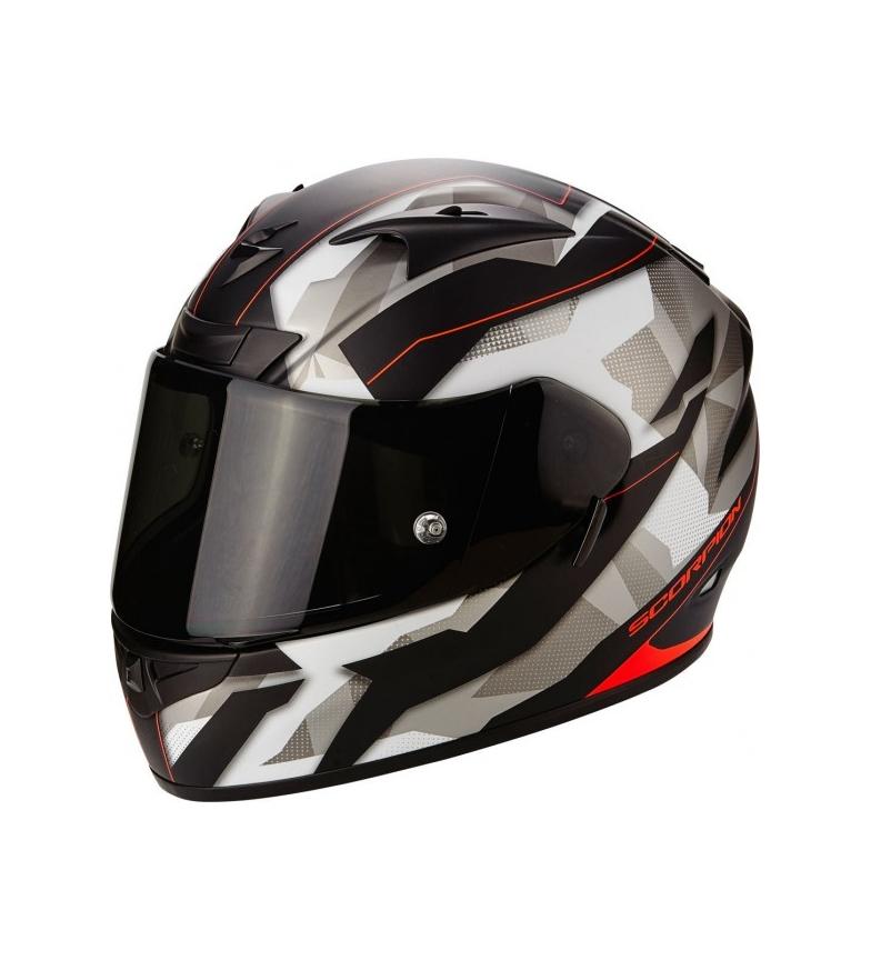 Comprar Scorpion Exo-710 capacete cara cheia Furio camuflado preto