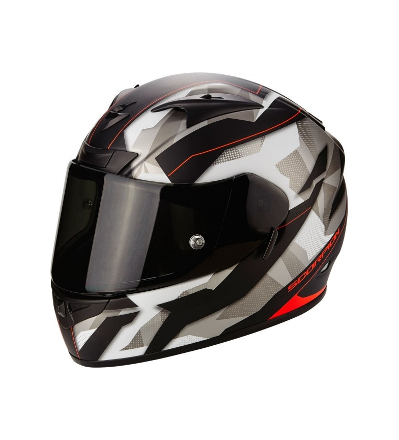 Comprar Scorpion Casque intégral Exo-710 Furio noir camouflage Furio