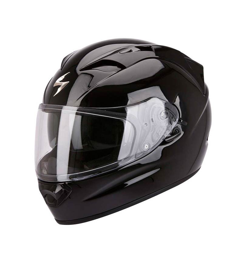 Comprar Scorpion Casco integral Exo 1200 negro brillante