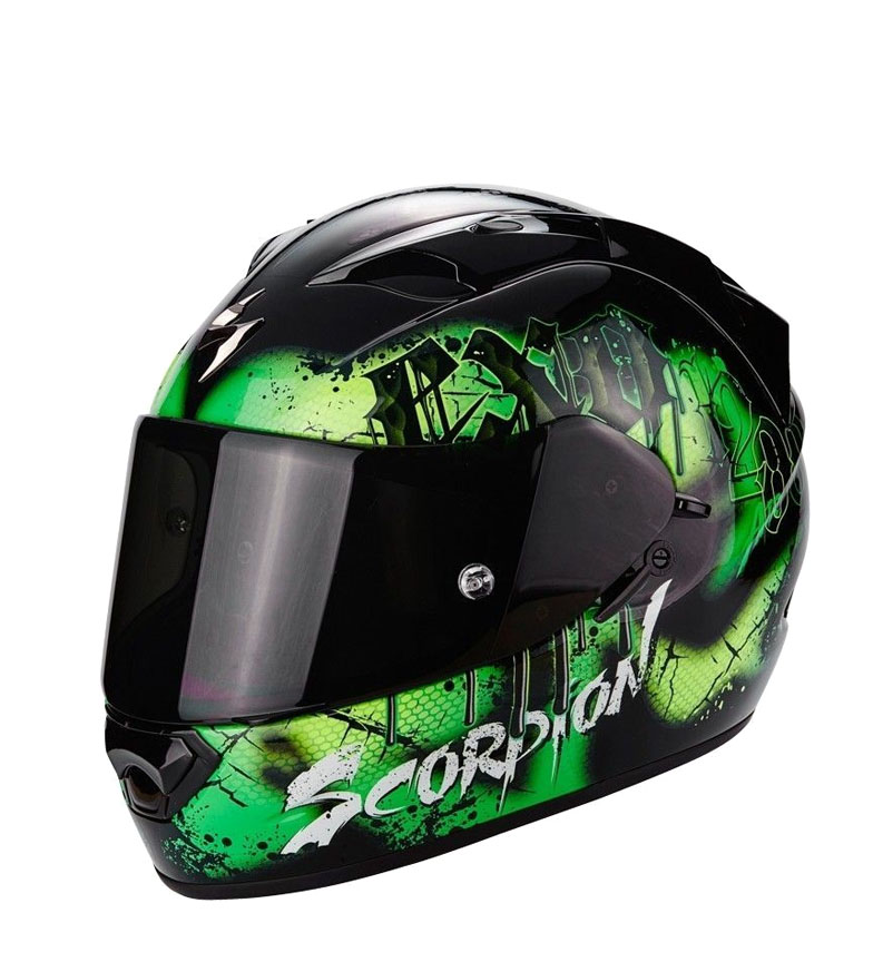 Comprar Scorpion Integral helmet Scorpion EXO 1200 AIR Tenebris green