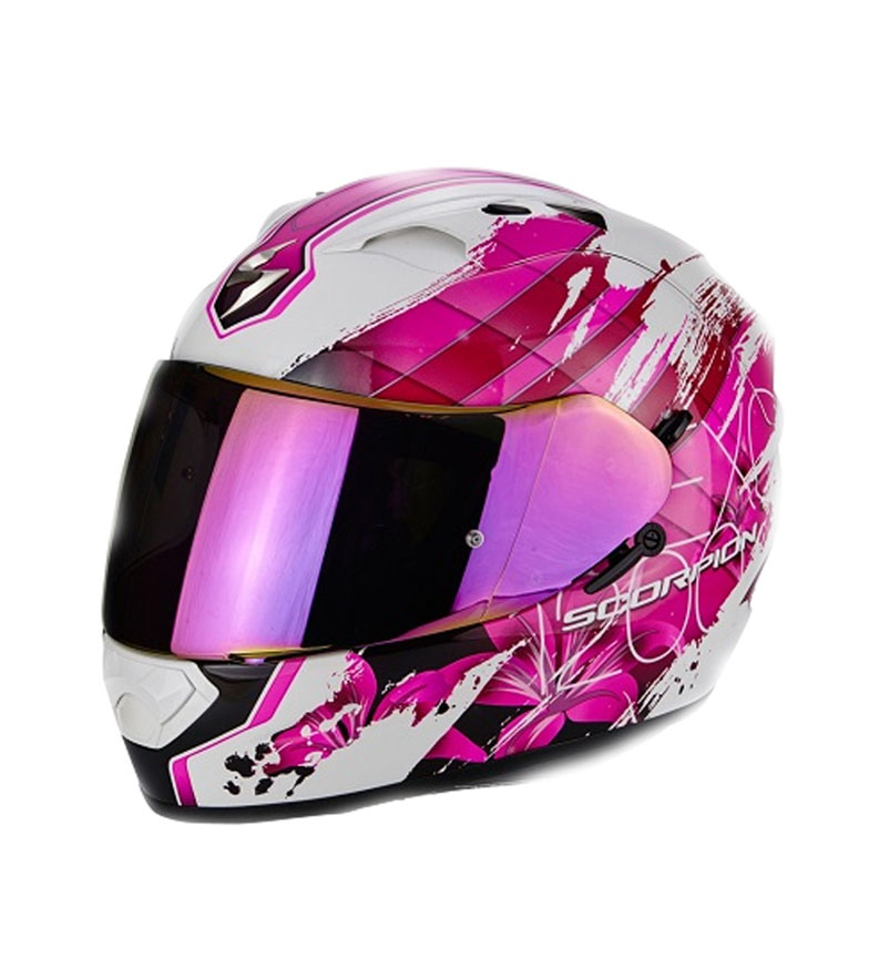 Comprar Scorpion Scorpion EXO 1200 casco integrale Lilium rosa