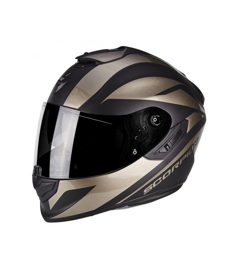 Comprar Scorpion Exo 1400 Freway II Titanium Integral Helmet in titanio integrale