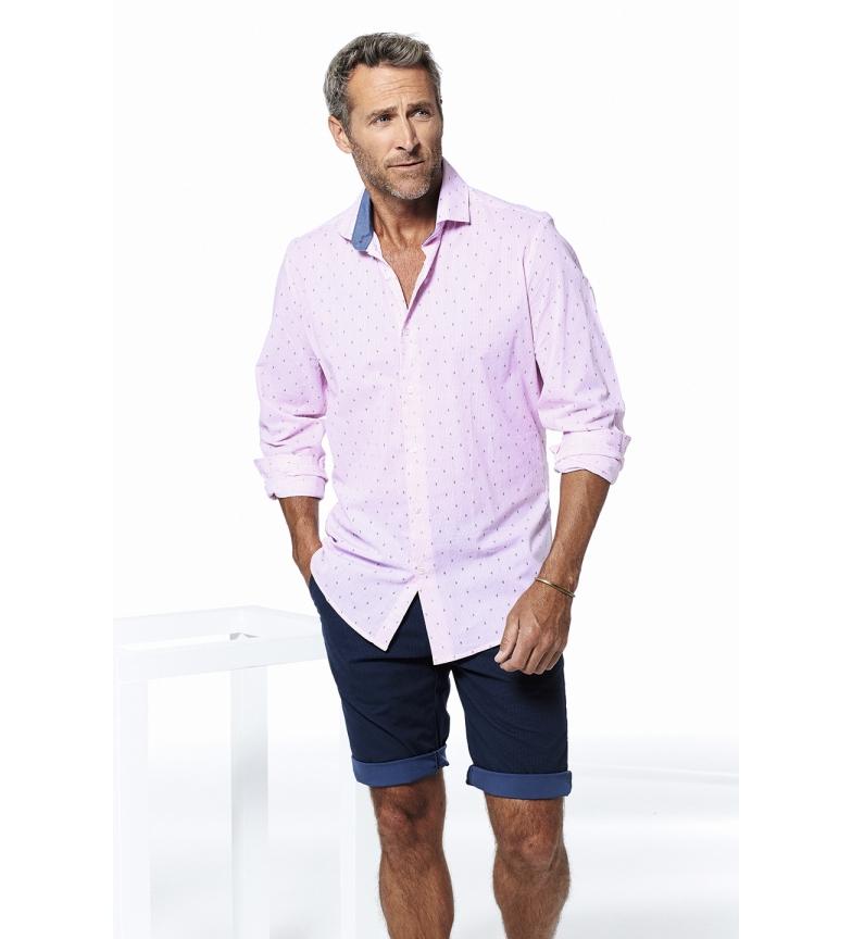 Comprar Seaman Pink Filo shirt