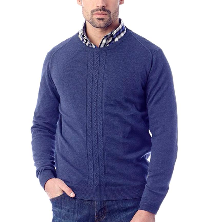 Comprar Seaman Blue Akarnes sweater