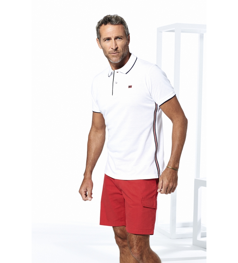 Comprar Seaman Polo Kurt blanc