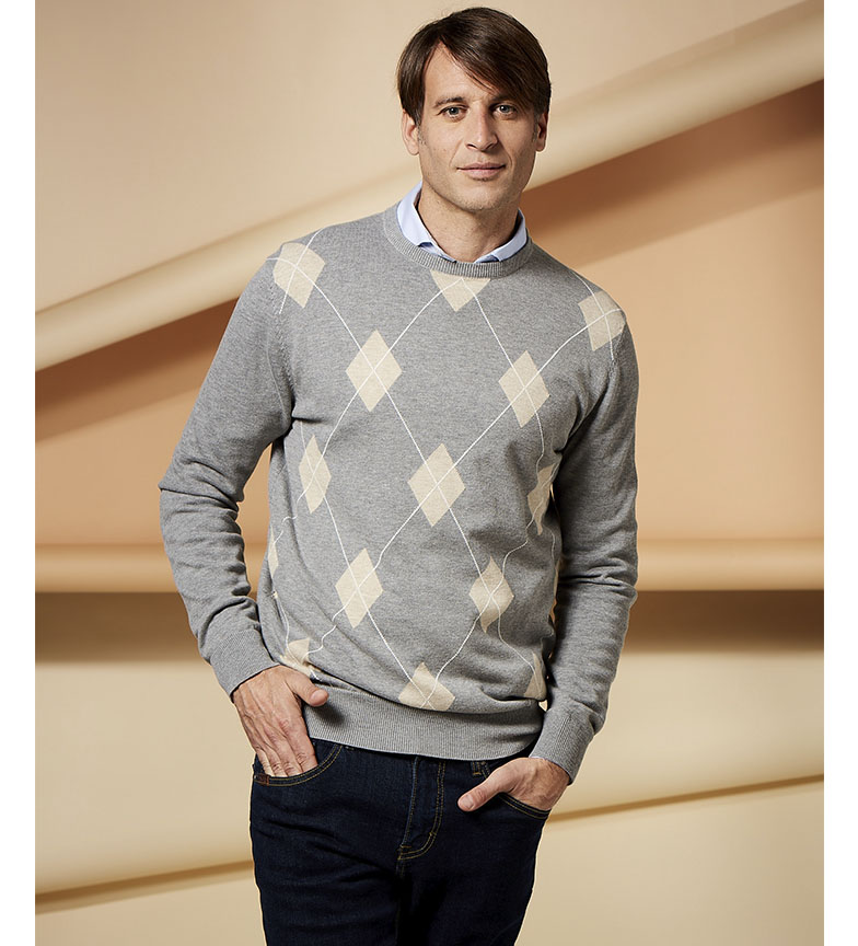 Comprar Seaman Logan sweater grey