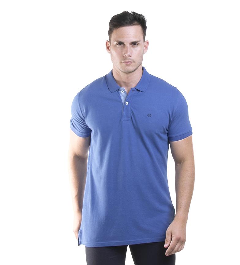 Comprar Seaman Polo Brent azul