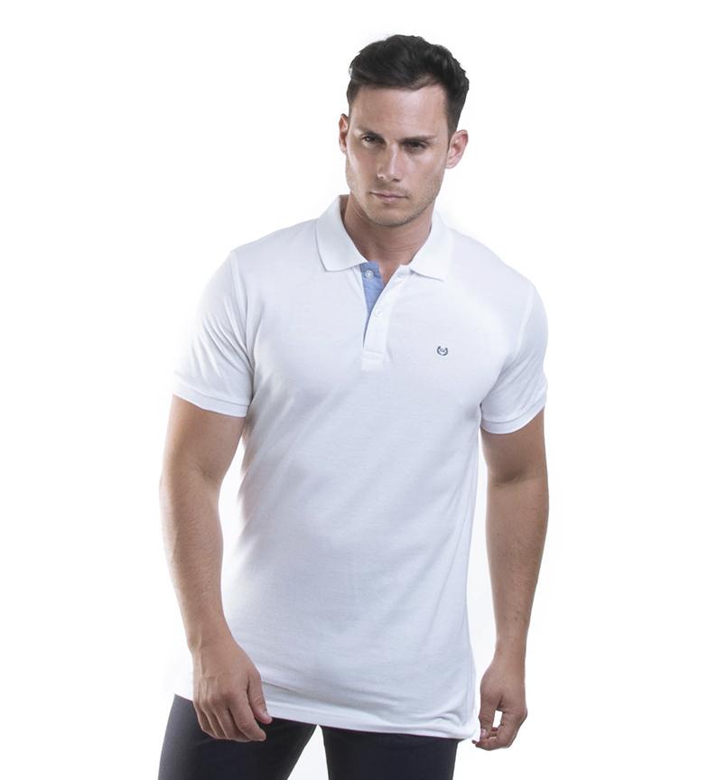 Comprar Seaman Polo bianca Brent