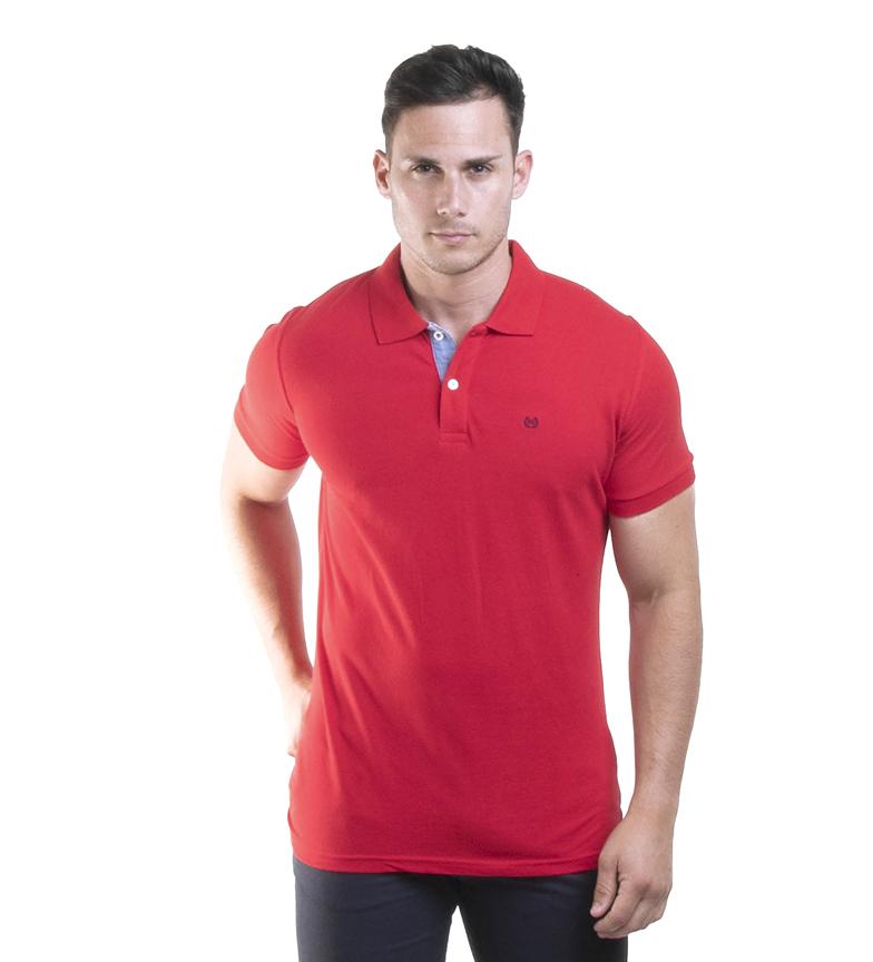 Comprar Seaman Polo Brent rojo