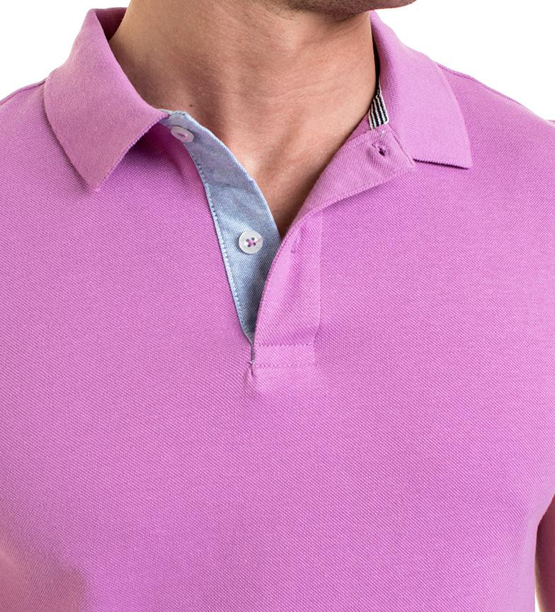 Seaman Polo Brent violeta