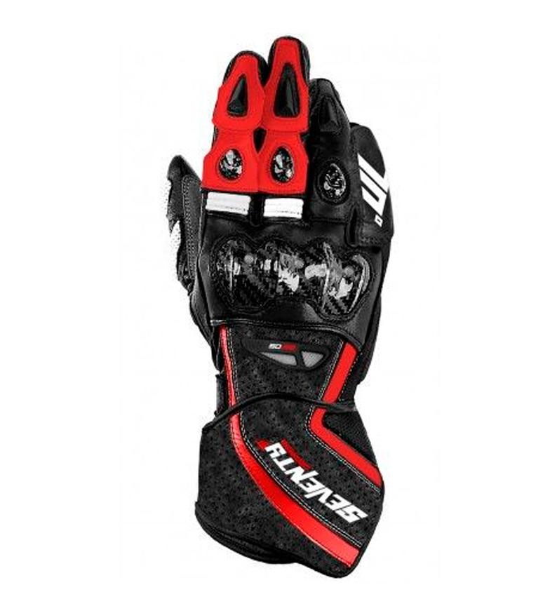 Comprar Seventy Gants en cuir SD-R2 Racing noir, rouge