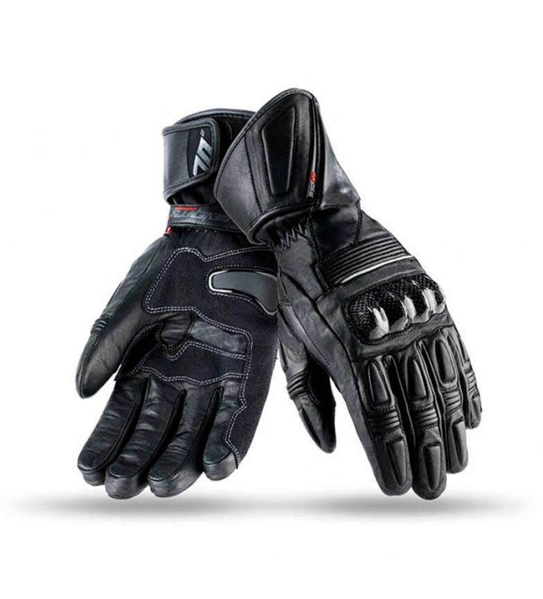 Comprar Seventy Leather gloves SD-R11 Racing black