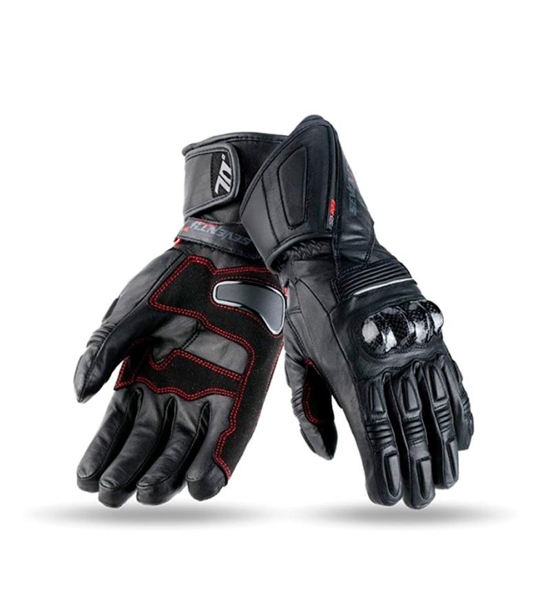 Comprar Seventy Gants en cuir SD-R23 Racing noir