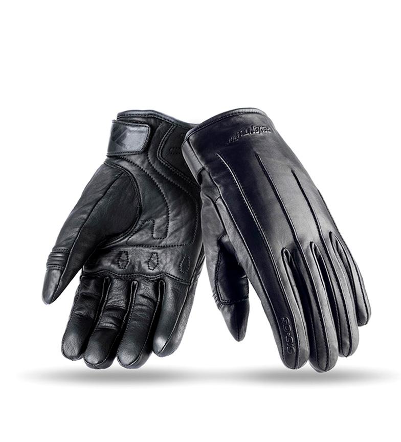 Comprar Seventy Gants en cuir SD-C15 Urban noir