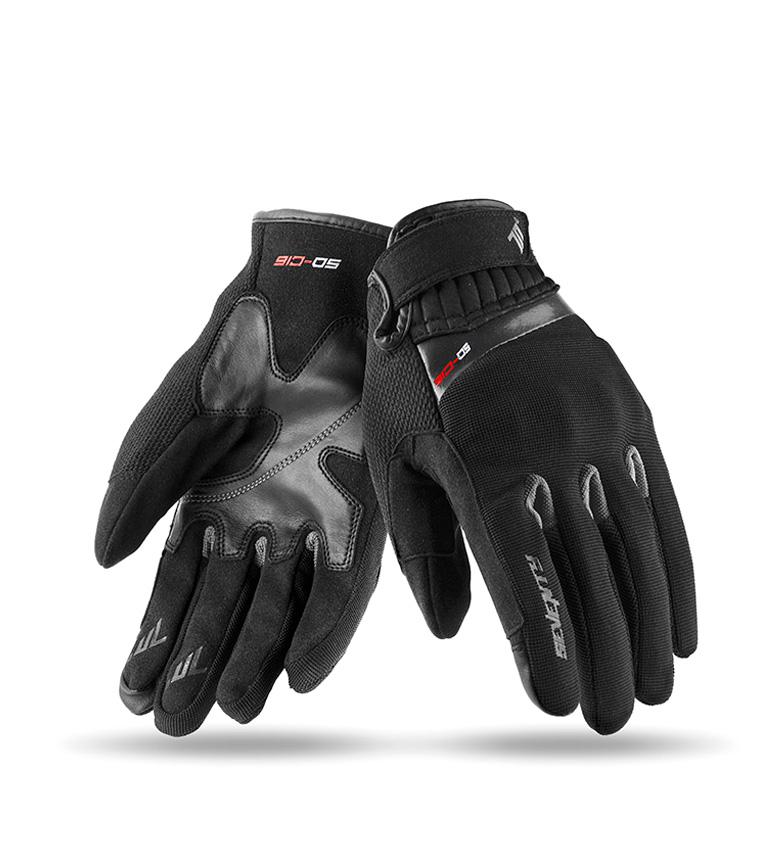 Comprar Seventy Luvas SD-C16 Urban black, grey