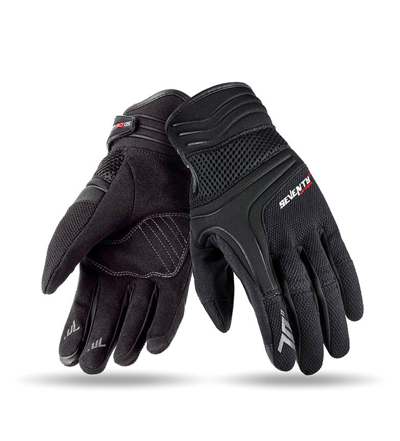 Comprar Seventy Guantes SD-C18 Urban negro, gris