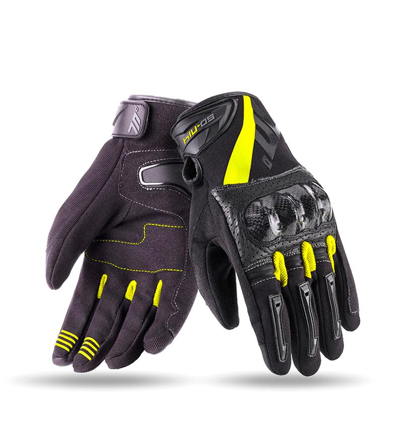 Comprar Seventy Luvas SD-N14 Naked preto, amarelo