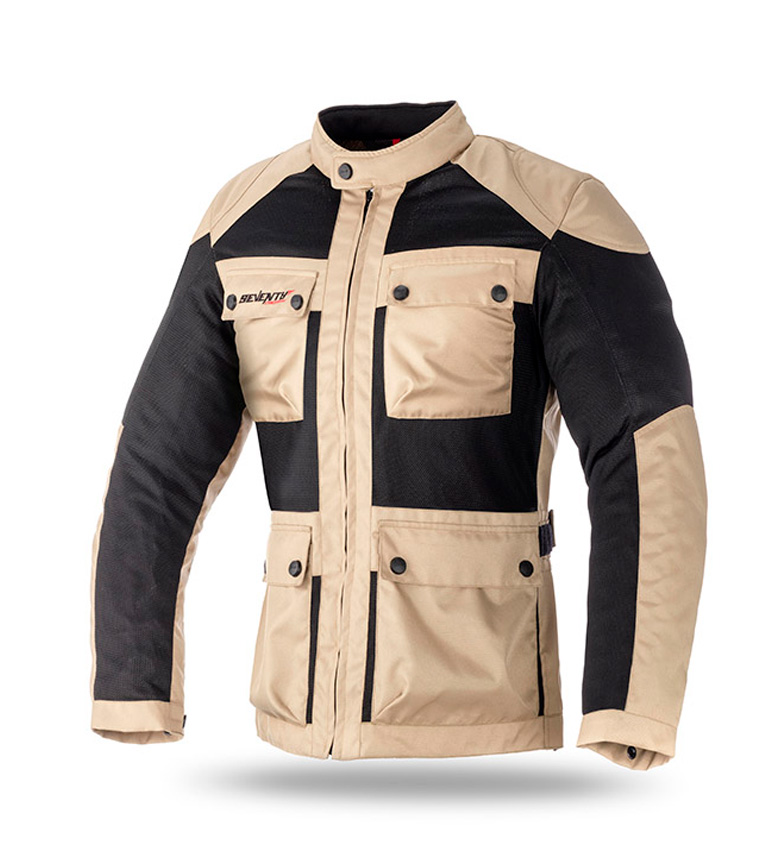 Comprar Seventy Jacket SD-JC30 Urban black, beige