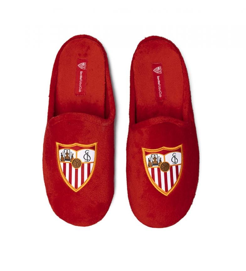 Comprar Sevilla FC Pantofole rosse CFA5SE