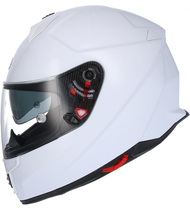 Comprar SHIRO HELMETS Casco integrale SH 351 Fibra bianca