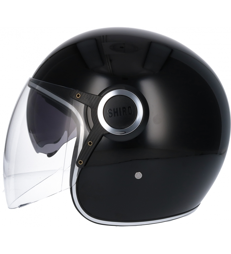 Comprar SHIRO HELMETS Jet helmet 235 black