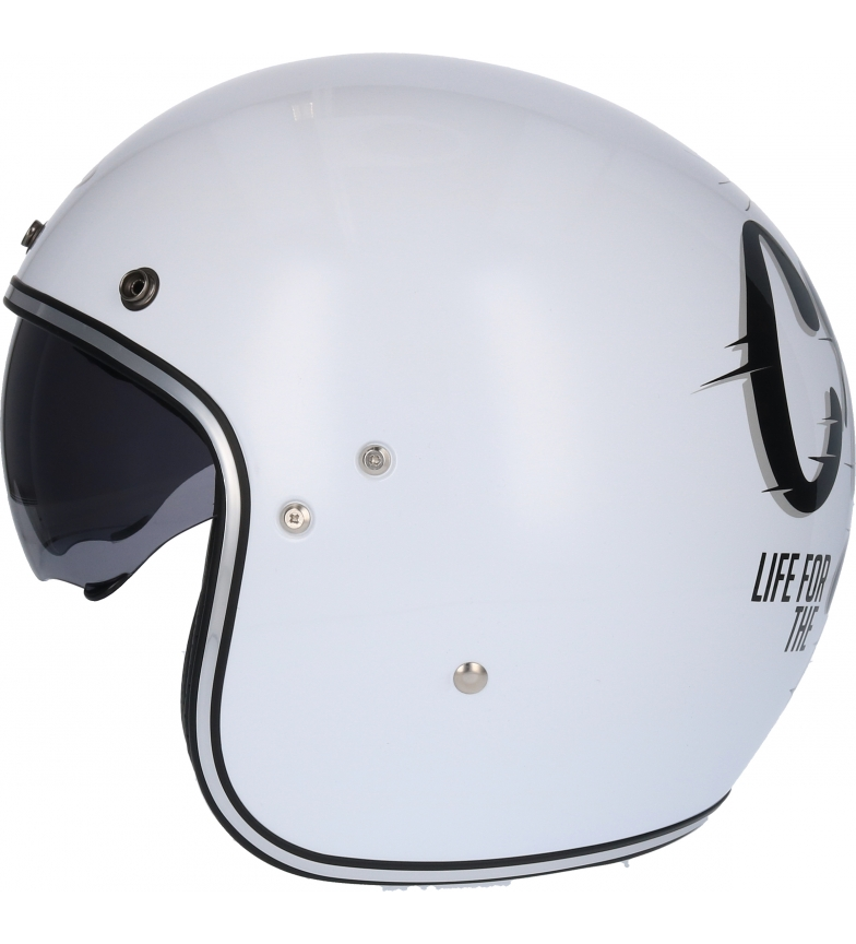 Comprar SHIRO HELMETS Gold Line jet helmet SHIRO SH-235 Crash Ride