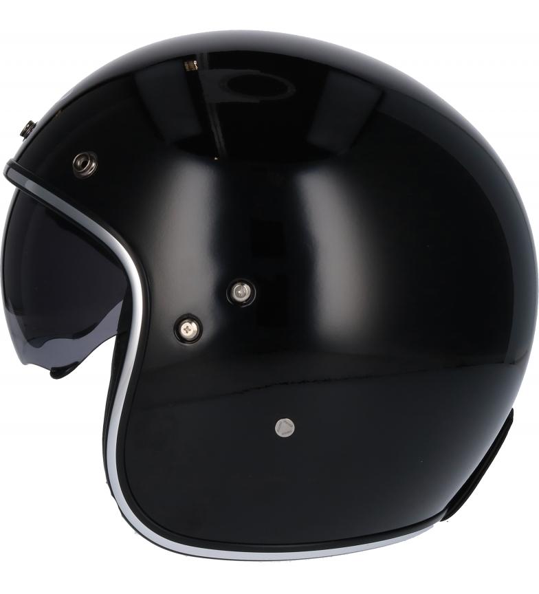 Comprar SHIRO HELMETS Gold Line SHIRO SH-235 jet helmet black