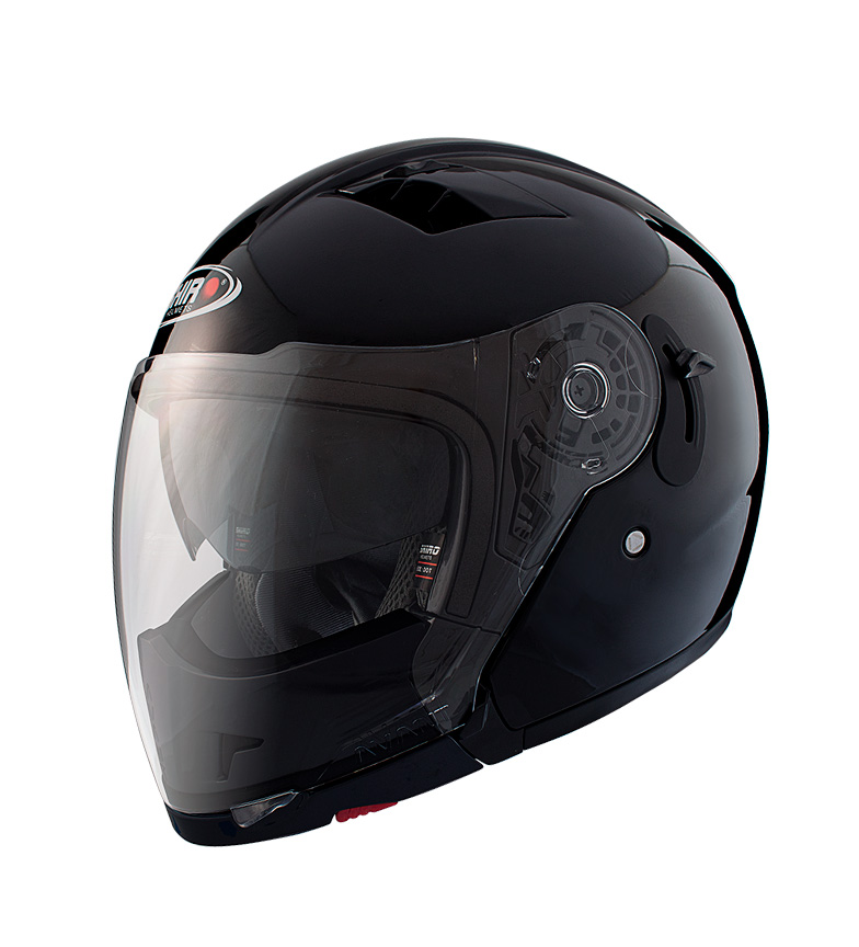 Comprar SHIRO HELMETS Casco SHIRO SH-414 jet Boss Black