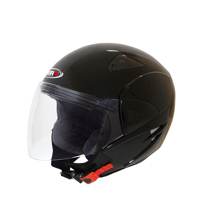 Comprar SHIRO HELMETS Helmet jet SHIRO SH-60 Manhathan black