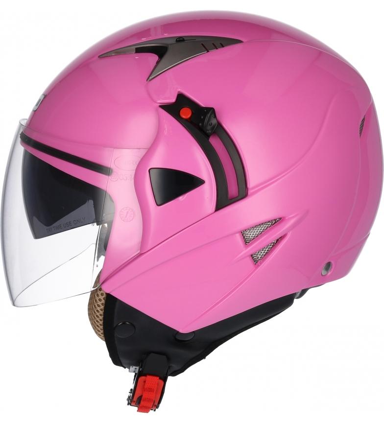 Comprar SHIRO HELMETS Casco jet SHIRO SH-70 Sunny pink