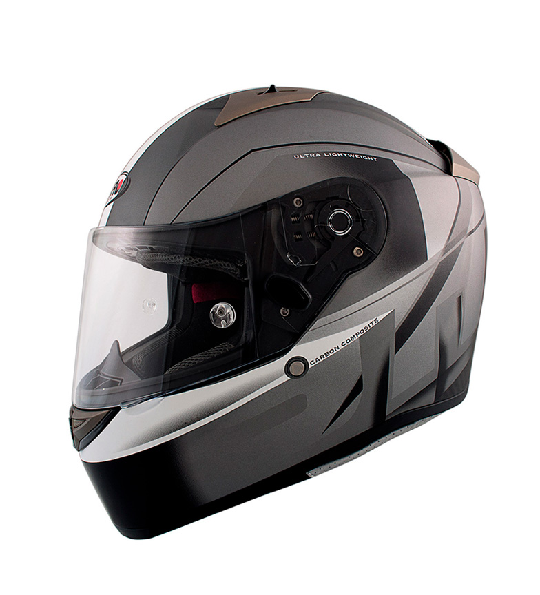 Comprar SHIRO HELMETS Integrante Casco SHIRO SH-336 cinzento Raiser