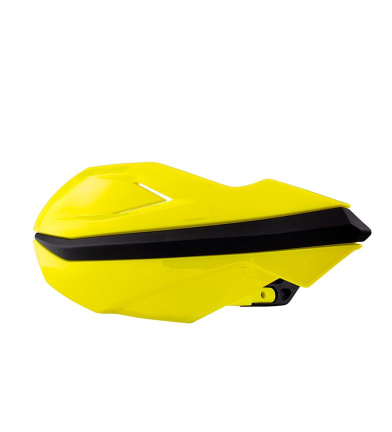 Comprar SHIRO HELMETS Protector de manos SHIRO MX-08 amarillo