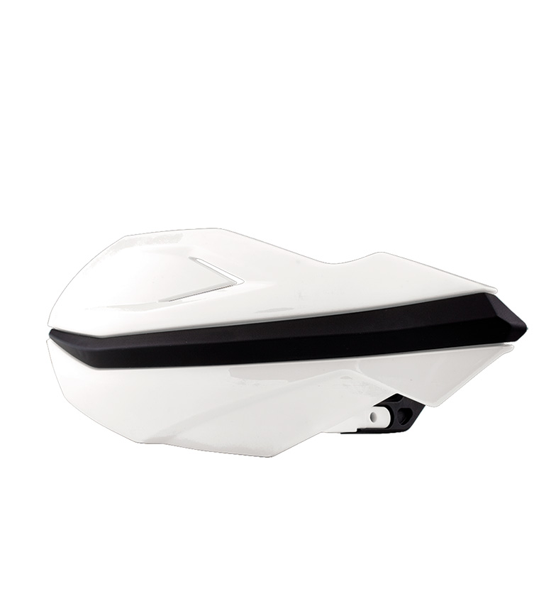 Comprar SHIRO HELMETS Shield of hands SHIRO MX-08 white