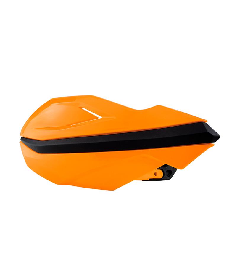 Comprar SHIRO HELMETS Hand protector SHIRO MX-08 orange