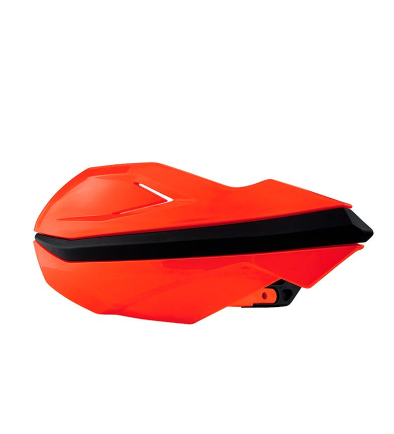 Comprar SHIRO HELMETS Protector de manos SHIRO MX-08 rojo