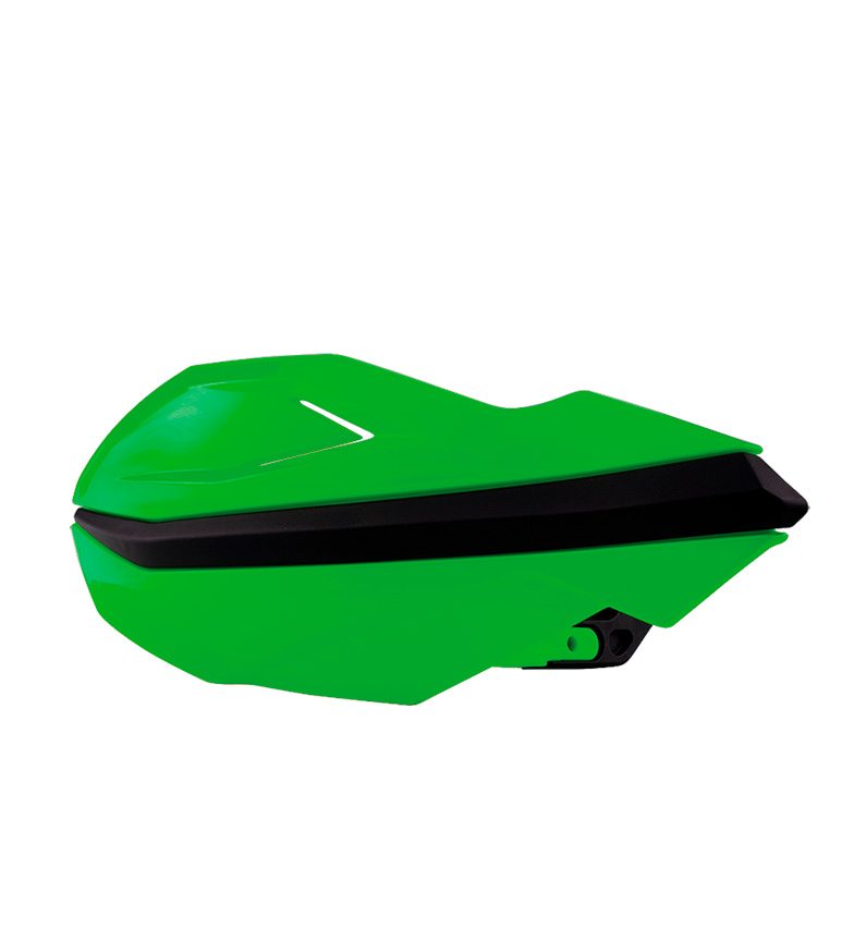 Comprar SHIRO HELMETS Shield of hands SHIRO MX-08 green