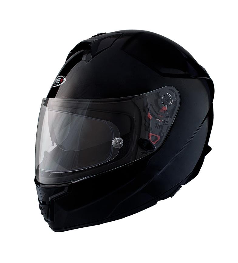 Comprar SHIRO HELMETS Capacete Full-face SH 351 Fiber preto fosco