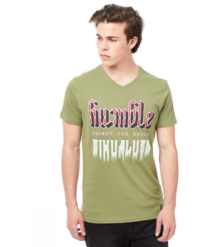 Comprar Six Valves T-shirt Garrett verde