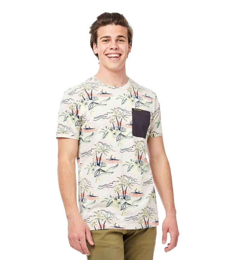 Comprar Six Valves T-shirt Guiu bege