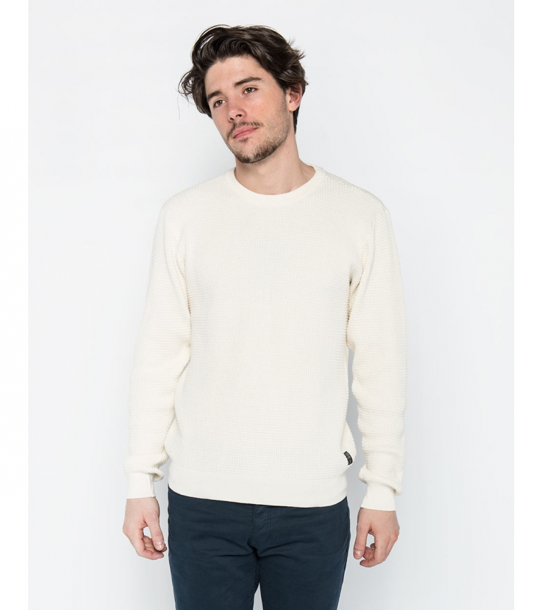 Comprar Six Valves Knitted sweater Tho beige