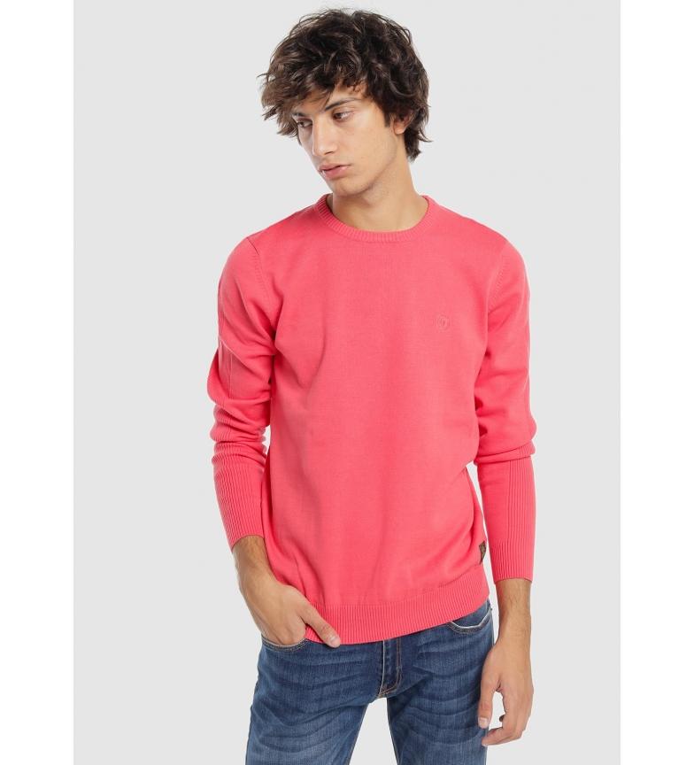 Comprar Six Valves Canale raspberry sweater