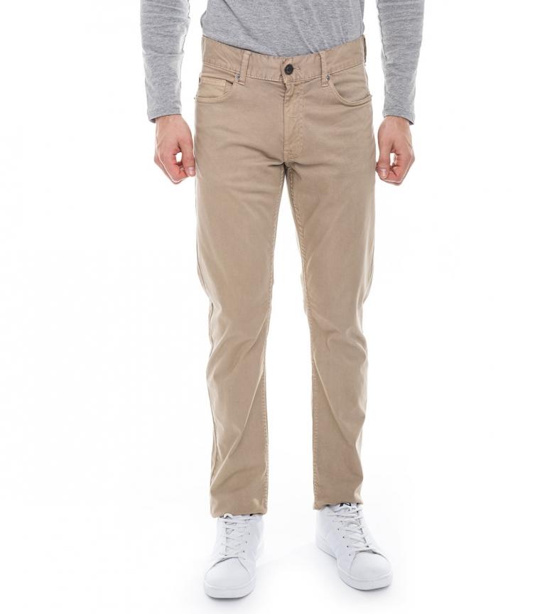 Valves Hoong Six Pantaln Beige Skinny SpqMVUz