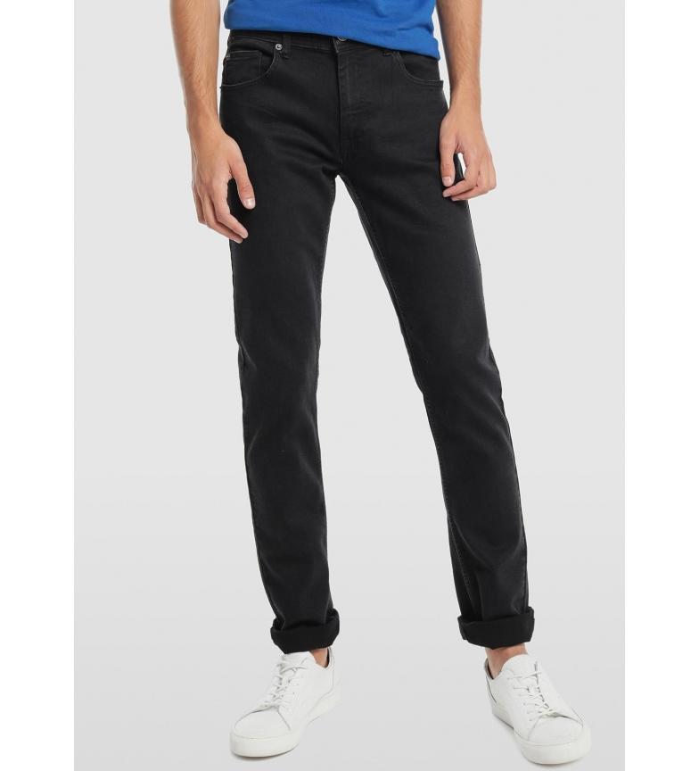 Comprar Six Valves Jeans Basics negro