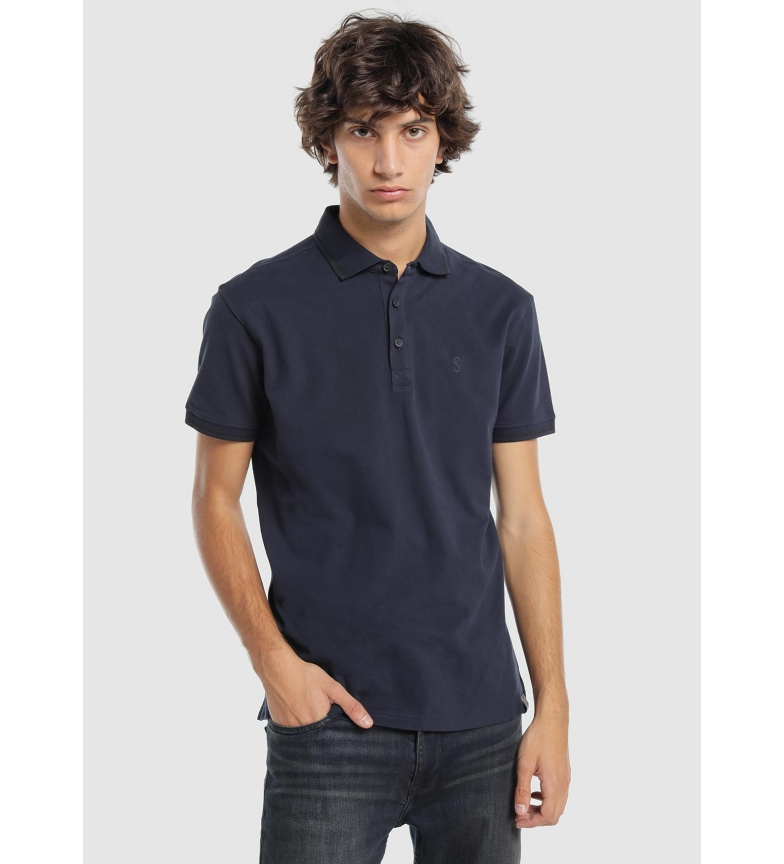 Comprar Six Valves Premium marine pique polo shirt