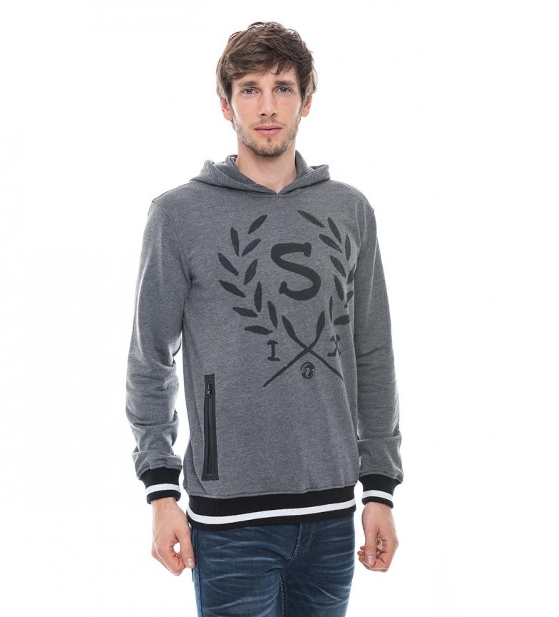 Comprar Six Valves Born gray sweatshirt