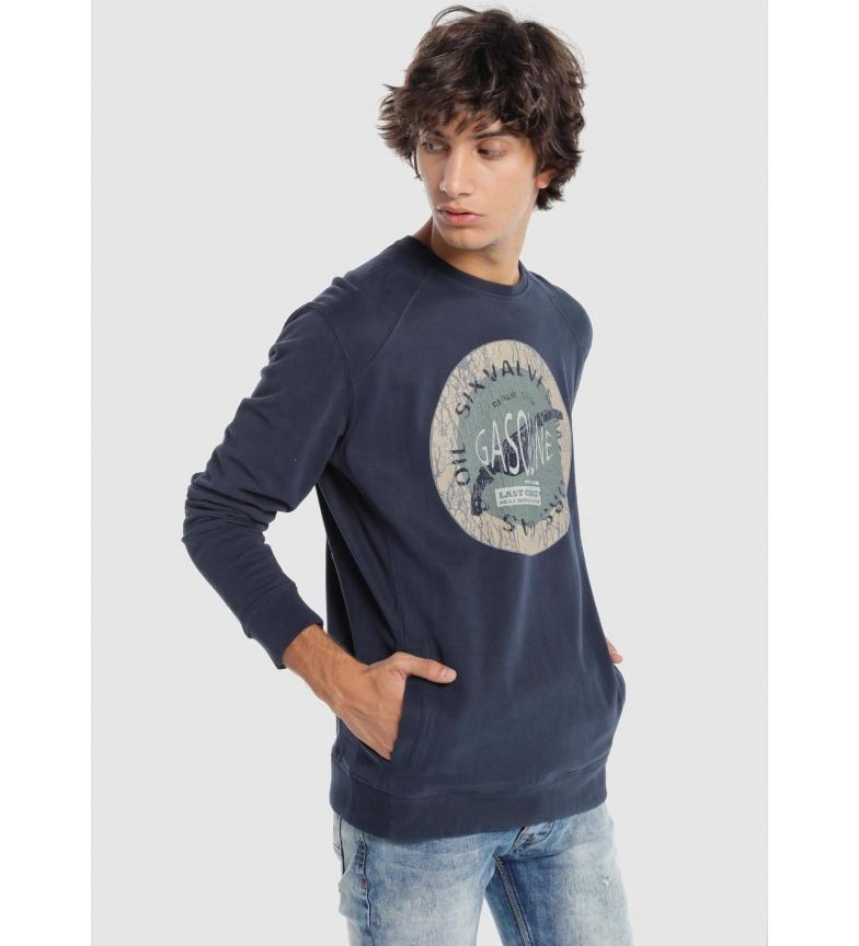 Comprar Six Valves Sweatshirt marin Peach Premium