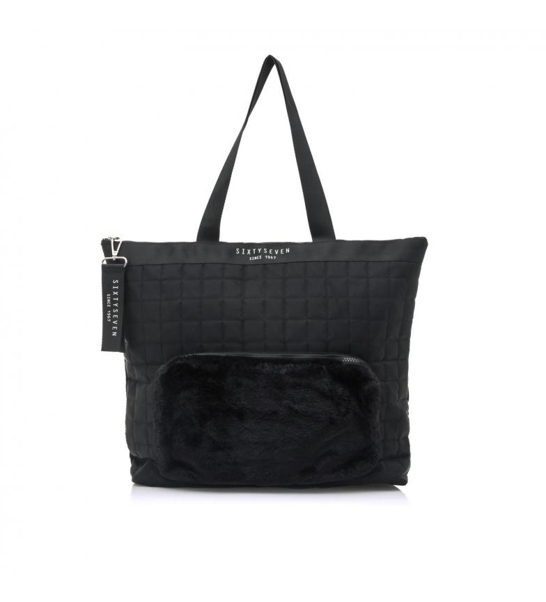 Comprar SixtySeven Voglio borsa nera -46x35x11cm-
