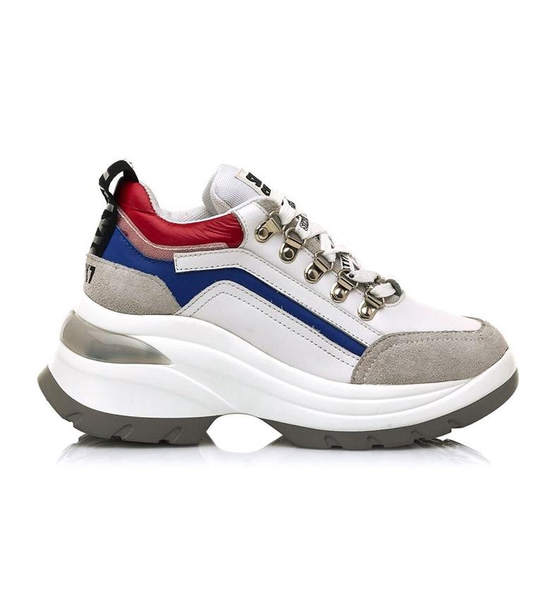 Comprar SixtySeven Chaussures en cuir Luciana blanc